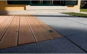 Hervorragend Gallery of terrasse holz und stein kombinieren - Terrasse Mit Holz YD06