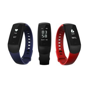 Wearable Technology IP67 V09 fitness band blood oxygen hear rate variability calorie health tracker smart band smart bracelet