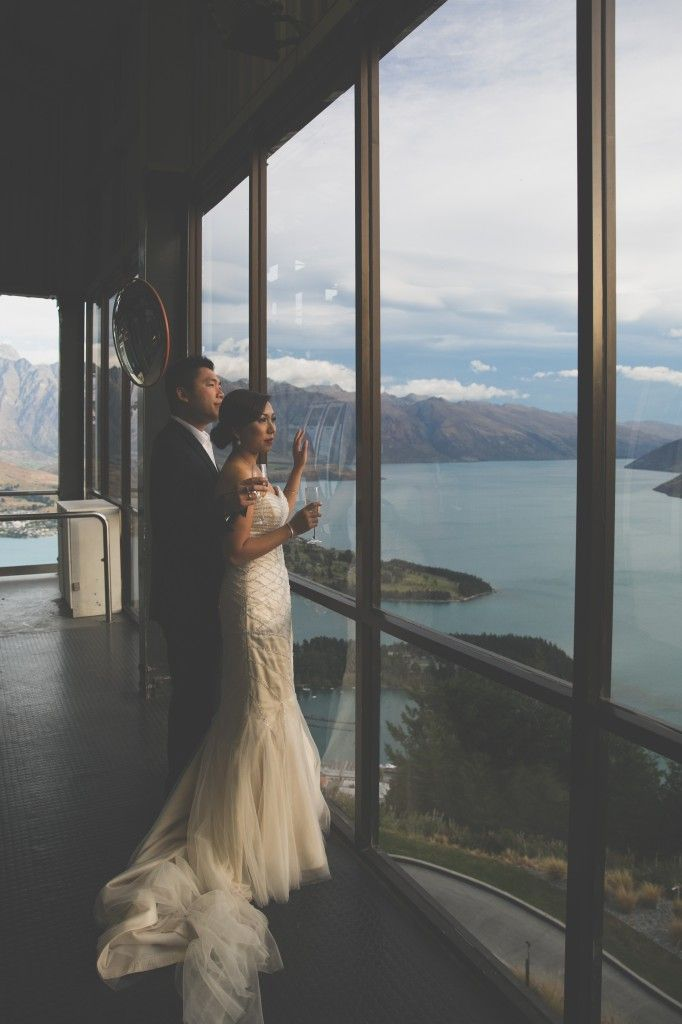 Queenstown Skyline Wedding