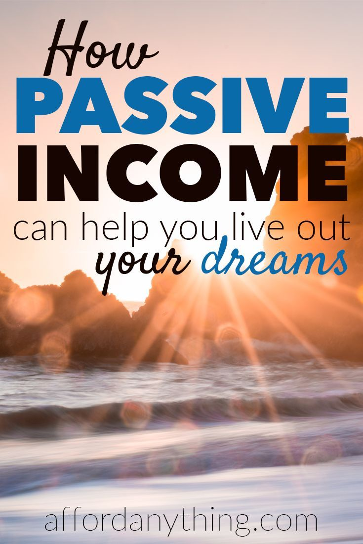 Tired of your day job and wish you could make money while you were on vacation so you didn't have to work? Passive income can help you achieve this lifestyle. Here's what passive income actually is, and a real-life example of how it works.