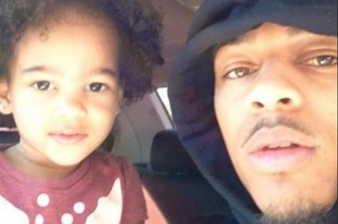Bow Wow and His Daughter