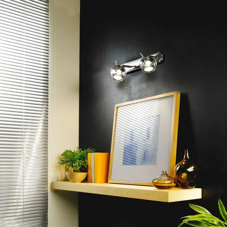 Nok Twin or Single LED Capable wall spot. Perfect for bedrooms! « Lighthouse Nelson www.nelsonlighting.co.nz