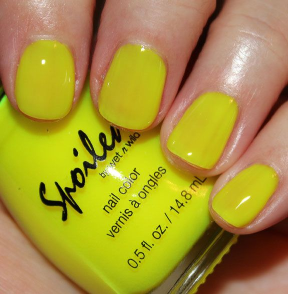 Wet N Wild Neon Nail Polish: 25 Best Spoiled By Wet N' Wild Images On Pinterest