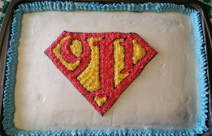 911 Telecommunicator Week cake   Cake Decorating Ideas ...