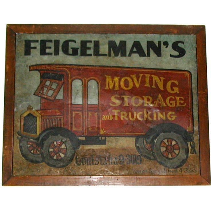 American Folk Art Trade Sign | From a unique collection of antique and modern signs at http://www.1stdibs.com/furniture/folk-art/signs/