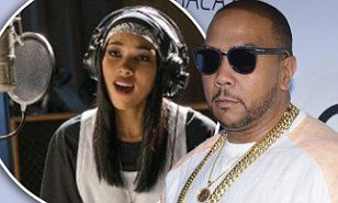 Timbaland leads backlash against Lifetime's casting of Aaliyah biopic #DailyMail