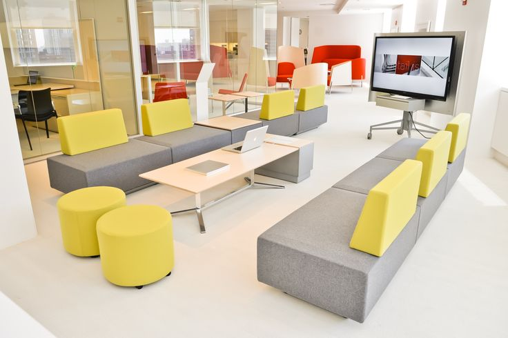 Image Gallery Teknion Furniture