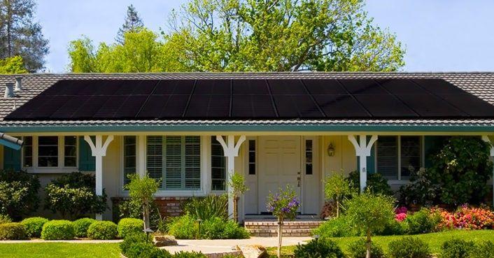 All Black Solar Panel Achieves Groundbreaking 19 4 Efficiency Residential Solar Solar Energy Diy Solar Panels