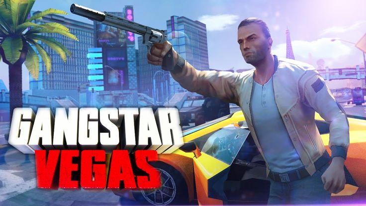 Gangstar Vegas - Il GTA per Android! Se cercate un gioco simile in tutto e per tutto a Grand Theft Auto per Android, l'avete trovato! Gangstar Vegas ci proietta in un open world in cui potremo esplorare una vasta città sia a piedi che c #gangstarvegas #android #gta #azione