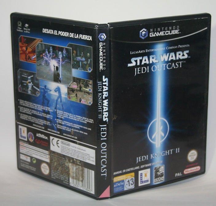 Star Wars Jedi Knight II: Jedi Outcast Gamecube