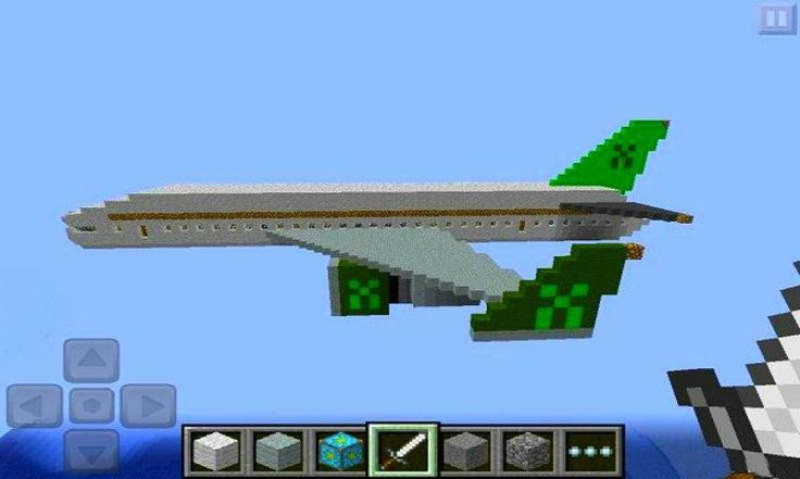 Ideas of Minecraft Airplane APK Free Arcade Android Game download ...