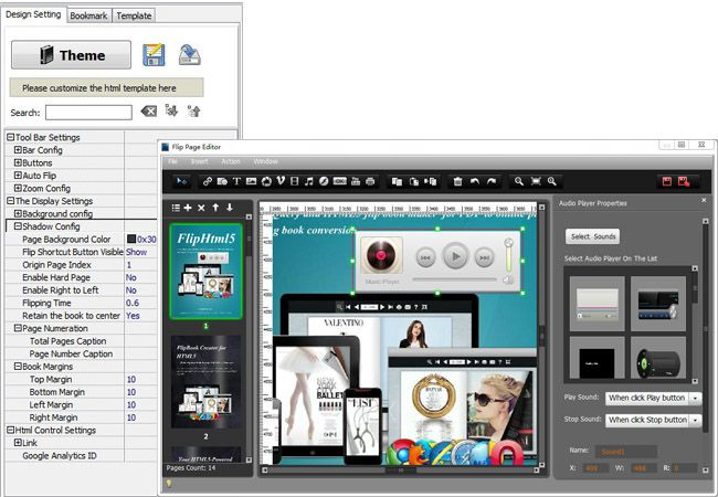 FlipHTML5 Digital Publishing Software Offers Everyone a Richer Reading Experience