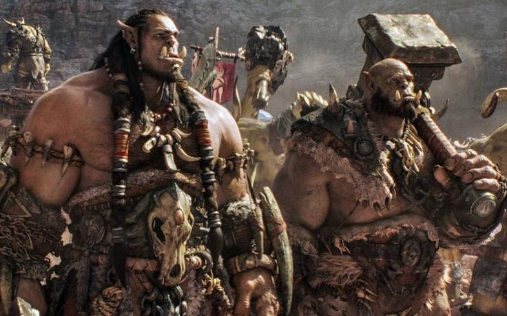 Mr. Movie: Warcraft is Lord of the Rings on Steroids - shallow plot but hey it's based on a game so how deep can it be?