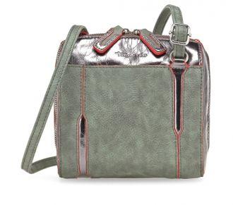 Dámská kabelka TAMARIS YOKO 1461141-718 GREEN ANTIC
