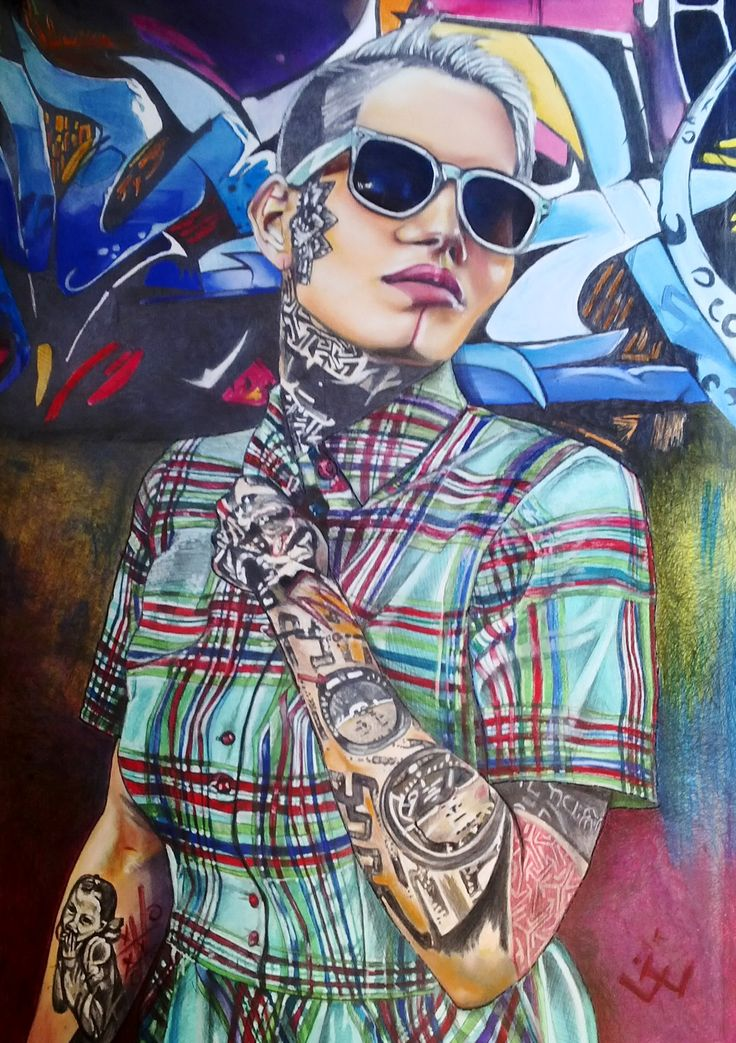 Pastel and 0.5HB clutch pencil on 77 x 110cm 200gm acid free paper