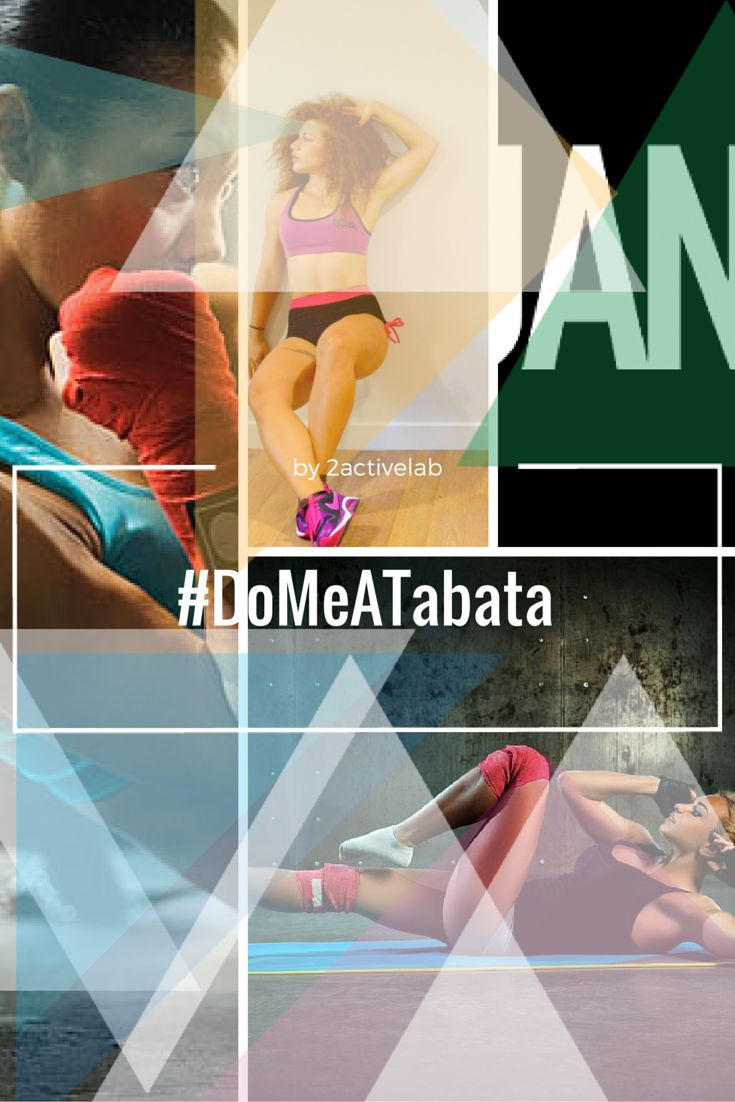 Do Me A Tabata #domeatabata best tabata campaign ever !#workout #tabata #hiit #train #training #blog #fitnessblog #2activelab