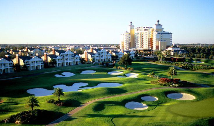 Reunion Resort | A Salamander Golf & Spa Resort | Hotel in Orlando