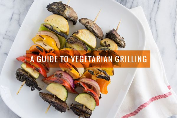 A Guide to Vegetarian Grilling | ohmyveggies.com