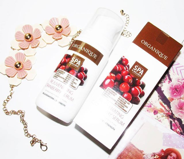Cranberry Therapy #organique #cranberry