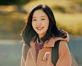 Kim Go Eun from Kdrama Goblin: The Lonely and Great God