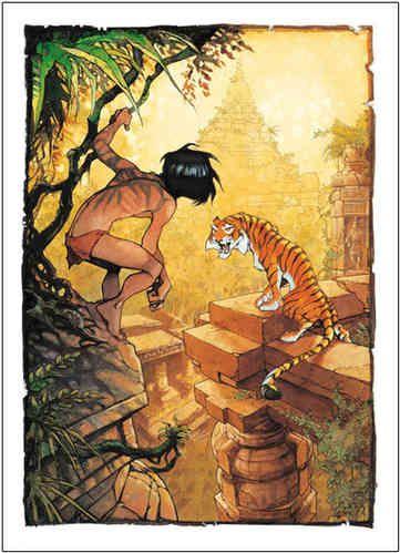 Vatine - Le Livre de la Jungle