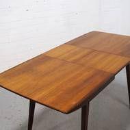 Vintage Webe tafel Louis van Teeffelen jaren 60