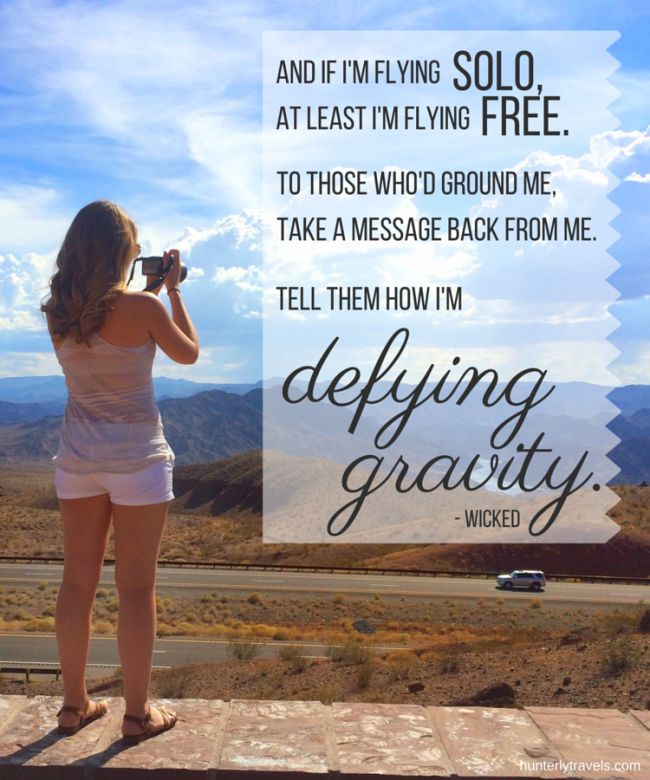 Quotes For Travelling: 25+ Best Solo Travel Quotes On Pinterest