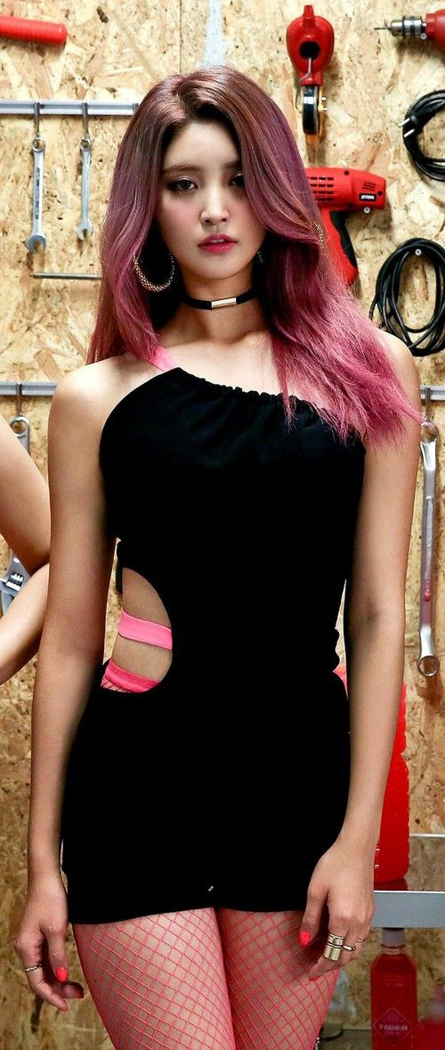 25 best images about Exid Jung hwa on Pinterest