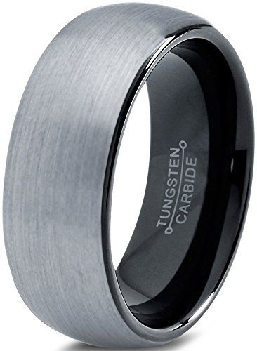 Tungsten Carbide Wedding Band Ring 8mm for Men Women Comf... https://www.amazon.co.uk/dp/B015UGODYC/ref=cm_sw_r_pi_dp_JN3ixbR74RHY9