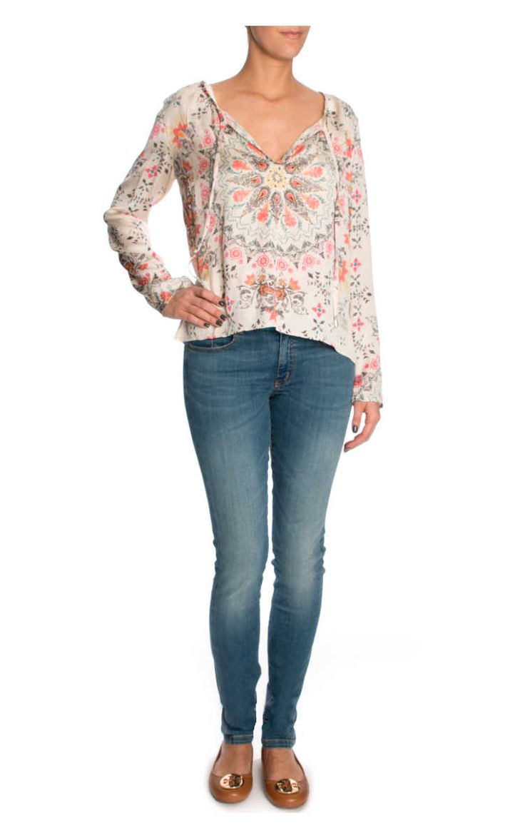 Jeans Stretch It Skinny Fit Jean BLUE - Odd Molly - Designers - Raglady