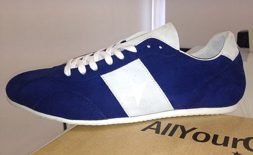 lite model with suede