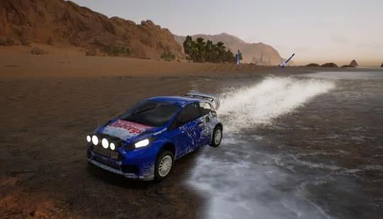 """GRAVEL - PS4 Review - PlayStation Country: Michael Kitchin, """"GRAVEL is a refreshing arcade racer that delivers a fun handling model within…"""