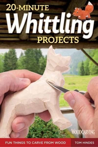 Discover how to whittle in less time while you have more fun! One of the joys of whittling with a pocket knife is that you can do it just about anywhere. You dont need any fancy equipment and you dont