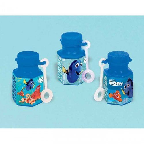 The perfect addition to your Finding Dory Party Bags!  Finding Dory Mini Bubble Favors features Dory, Nemo and Hank in their underwater world - each pack contains 4 x of each design.   #partytheme #findingdory #findingnemo #bubbles #partyprize #lollybag #treatbag #giantballoon #happybirthday #kidsparty #doryparty #designerkids #designerbaby #motherhood #event #styling #partyplanning #partyshop #partydecor #littlebooteekau