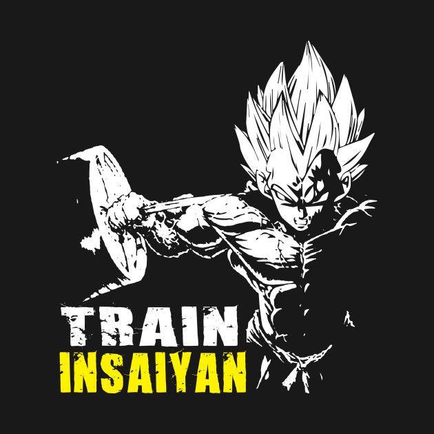 Train Insaiyan (Vegeta Hardcore Squat - Leg Day)