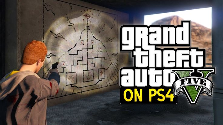 GTA 5 Mt Chiliad Mystery Unlocking the door? (GTA 5 PS4 Gameplay)