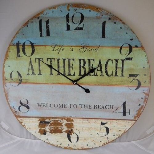 Tropical Wall Clocks - Foter