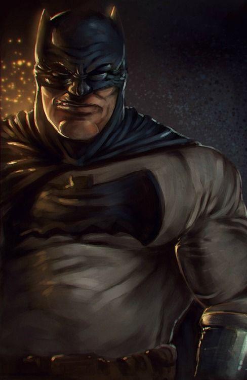 The Dark Knight Returns by Danar KoKoy