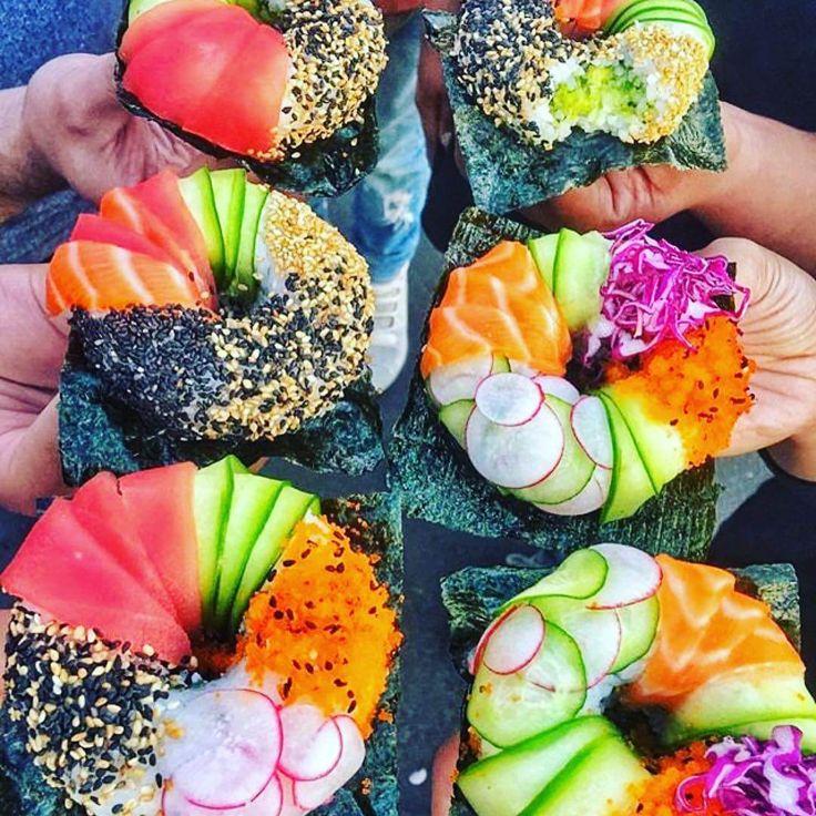 sushi beautiful fish food - photo #45
