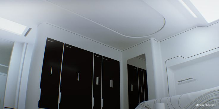 Solaris / 360º Concept interior design on Behance