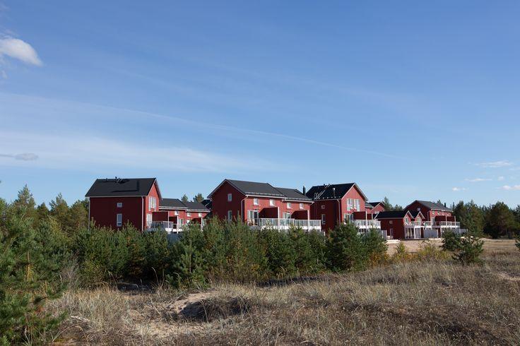Cottages at Hailuoto
