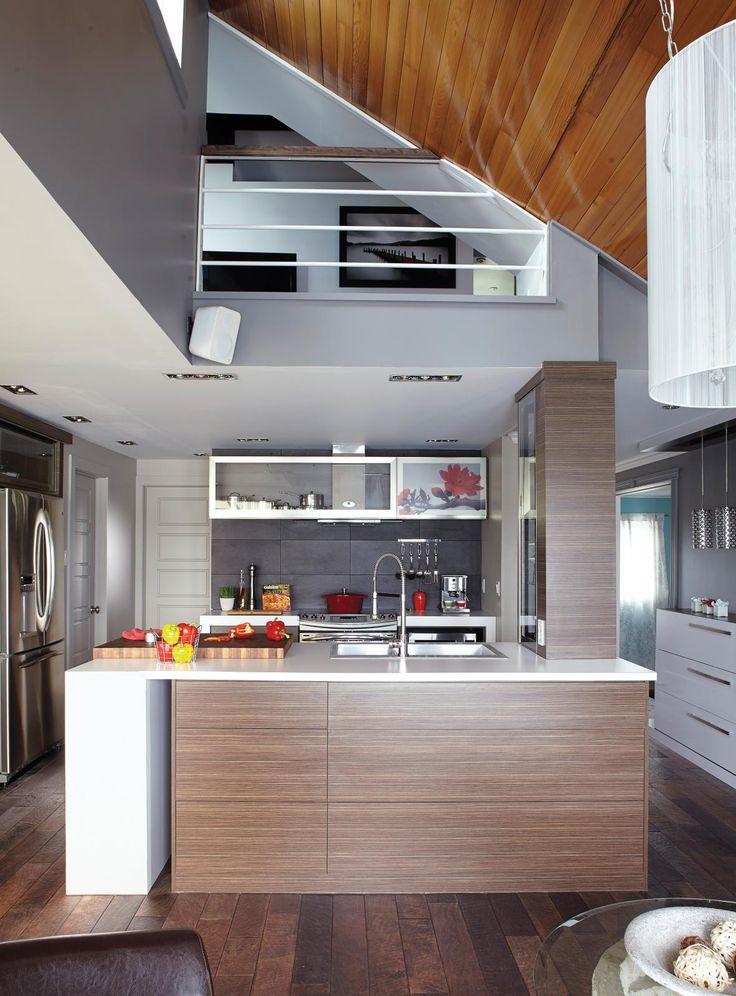 Maisons Laprise LAP0522 Interior Design   Design Intérieur