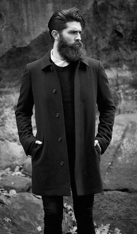 Stylish Beard