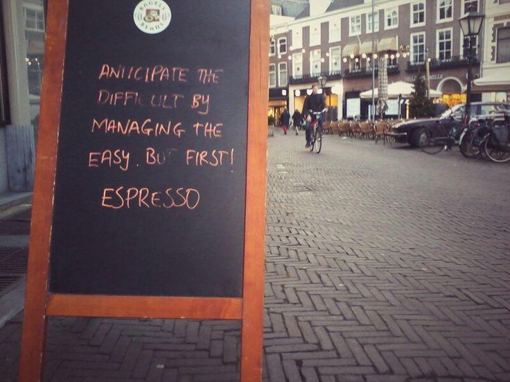 #espresso
