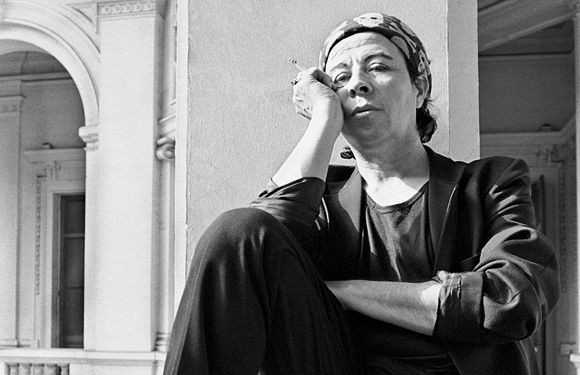Pedro Lemebel - Fotografía: Paz Errazuriz