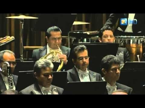 HUAPANGO DE MONCAYO - ORQUESTA SINFONICA NACIONAL DE MEXICO HD - YouTube