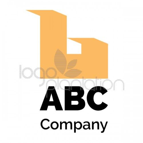 This logo is of a abstract line shape like a backwards J. Located above the company name. The logo is supplied with Open Source Google Fonts. The file formats provided is EPS. See more at http://www.logoplantation.com/shop/abstract-j/