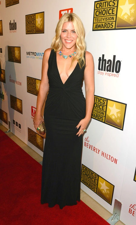 Busy Phillips Best Dressed at the Critic's Choice Awards