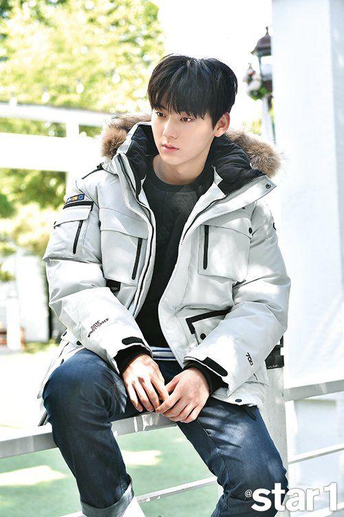 Eider X Star 1 X Minhyun