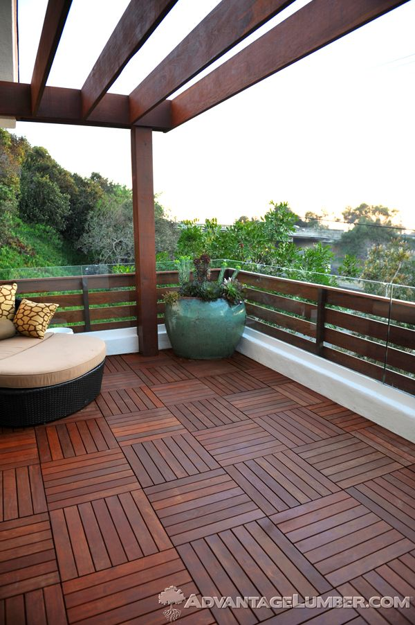 best wood for outdoor use